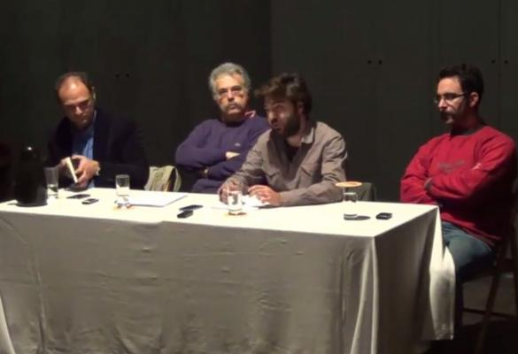 """εκδήλωση της πολιτικής – πολιτιστικής λέσχης """"Εκτός Γραμμής"""" στις 20/12"""