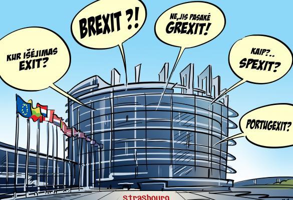 Τυχόν Brexit θα είναι ένα βαθύ σοκ για την ΕΕ.Θα δώσει ελπίδα στις υποτελείς τάξεις σε όλη την Ευρώπη.