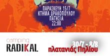 RadiKal pre-camp Party