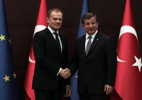 για την συμφωνία ΕΕ-Τουρκίας για τους πρόσφυγες