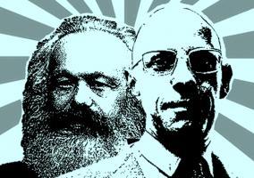 Μαρξ ή/και Φουκώ: Η «οριακή» συνάντηση δύο ανατόμων